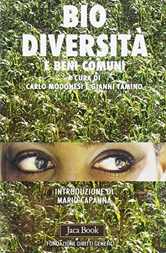 Biodiversità e beni comuni