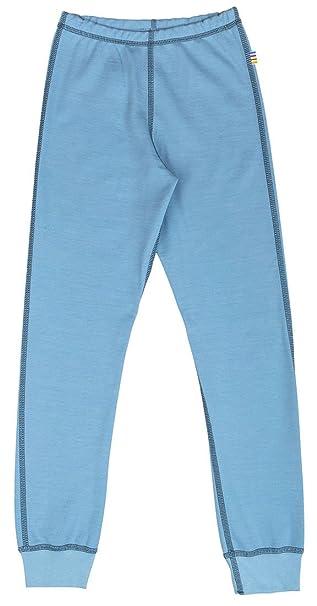 joha Joven Función Ropa Interior Pantalones largos Bubbles de lana de merino y Bio de algodón
