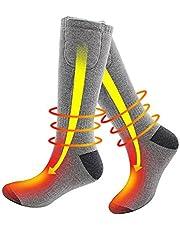 Soul Item 1 par eléctrica batería Calcetines Térmicos pies Calentador calefacción Hielo Pesca Calcetines