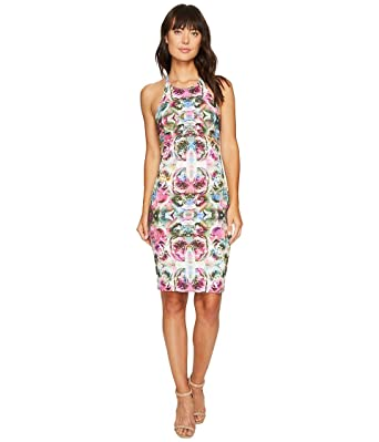 b4caab44dbc Nicole Miller Womens Adaline Halter Dress at Amazon Women s Clothing ...