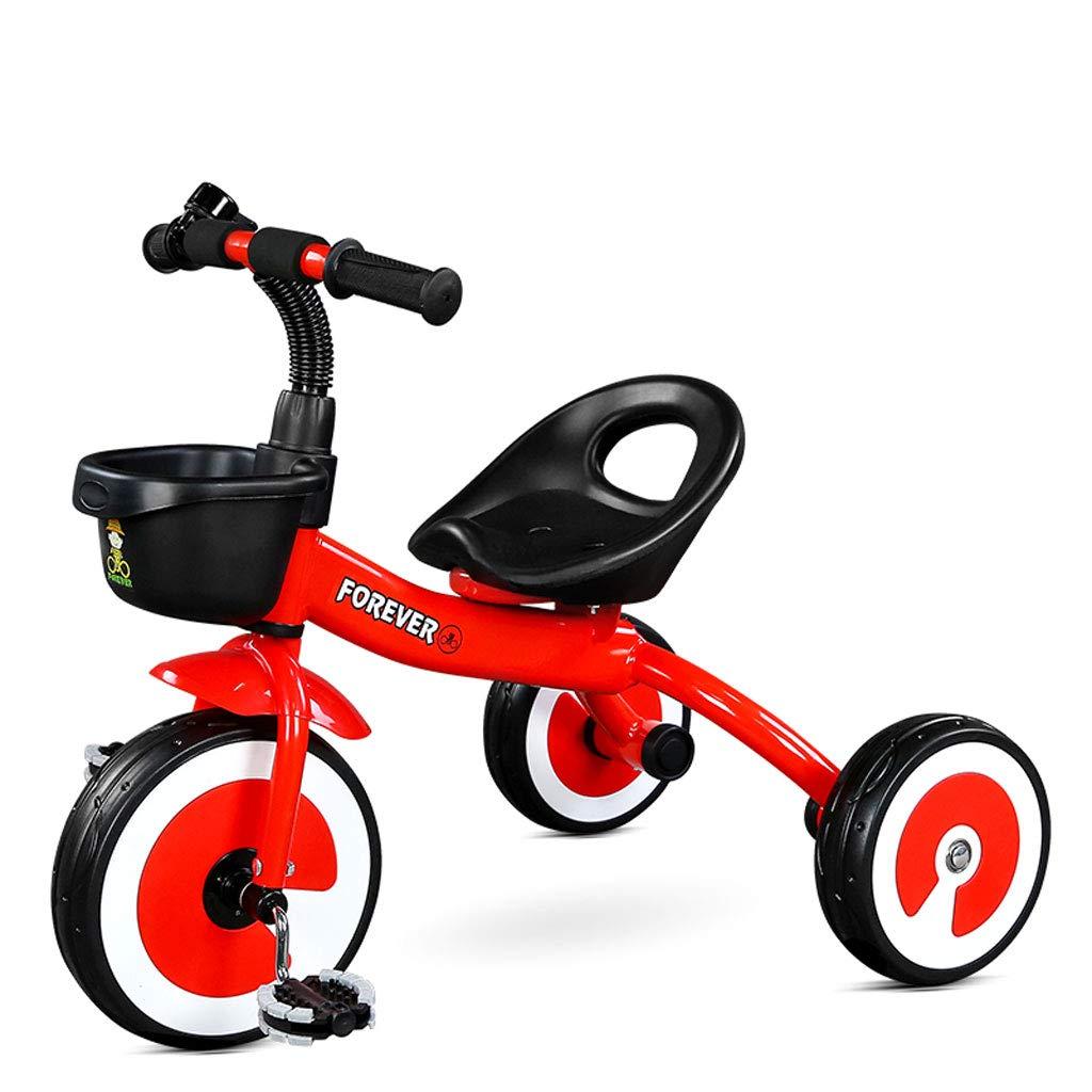 2-5歳のキッズペダルTricyclesライダートライクバイク ( ) Color : : 2 ) B07GDM4XBH B07GDM4XBH, BILLS:ad100204 --- rchagen.ru