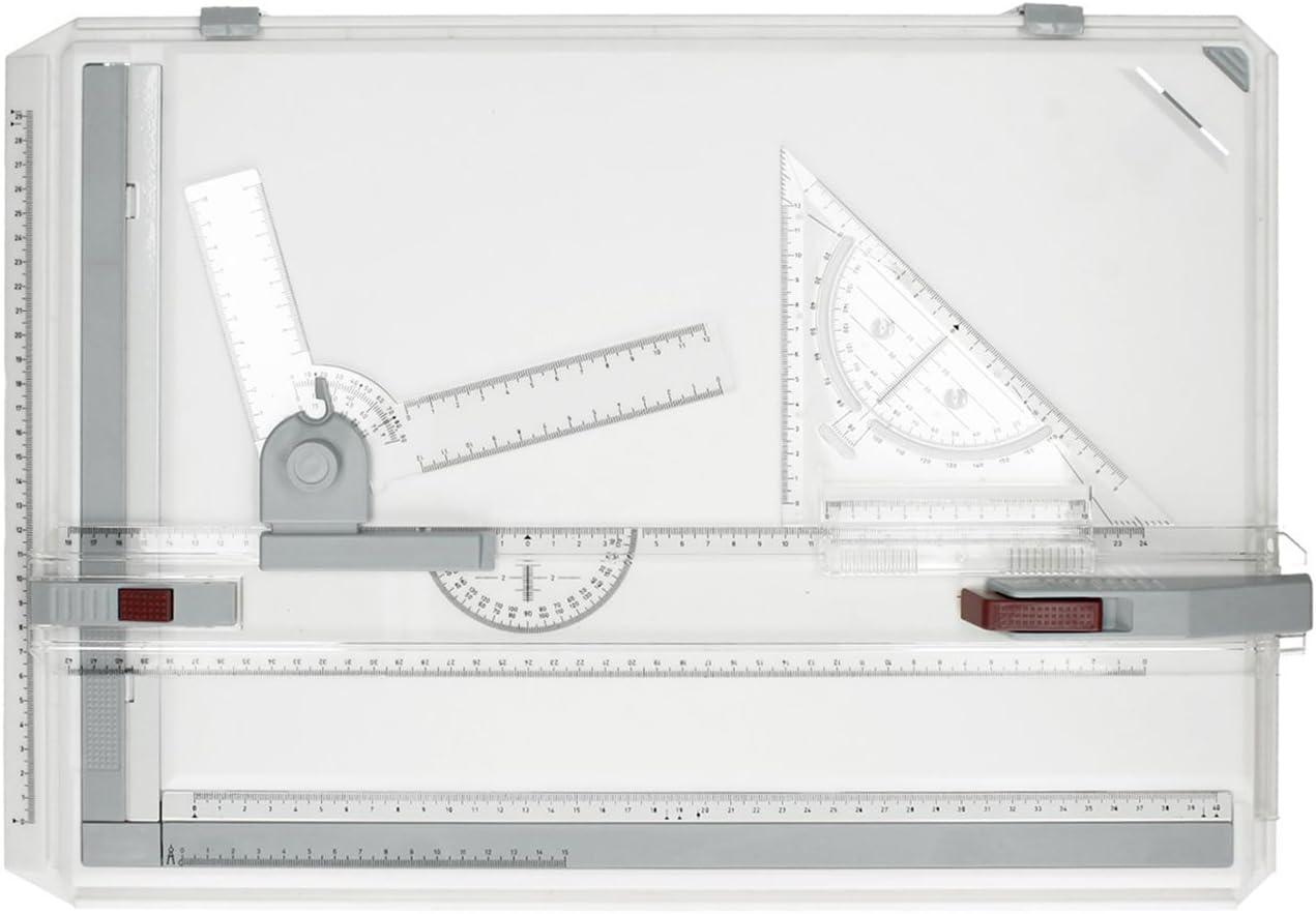 Tablero de Dibujo, Tabla de Dibujo, Mesa de Dibujo A3, Kit de ...