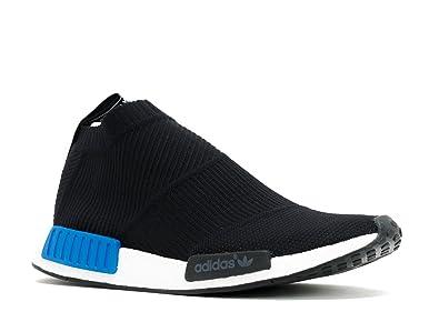 adidas Mens NMD CS1 PK Nomad City Sock Primeknit Black Blue