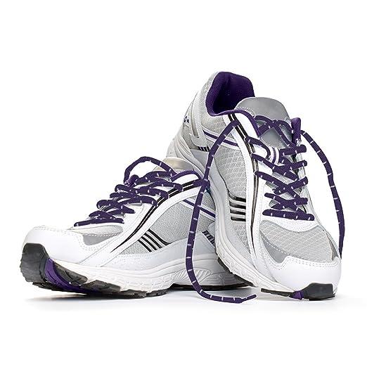 Amazon.com: Elastic No Tie Extra Long Shoelaces (7-Pack) - Stretchy 47