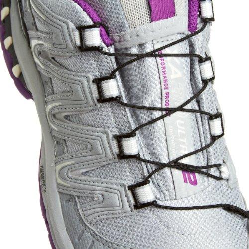 L37321300 De Chaussures Trail violet Gris Salomon Femme EqdAqH