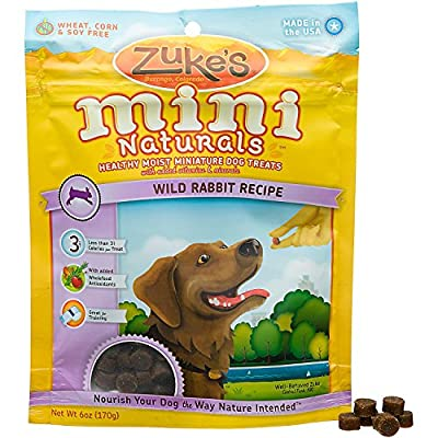 Zuke's Mini Naturals Healthy Moist Training Treats from Zuke's