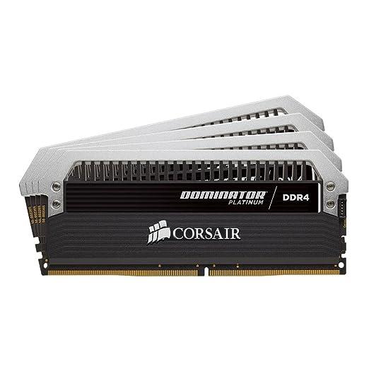56 opinioni per Corsair CMD16GX4M4A2666C16 Dominator Platinum Memoria per Desktop di Livello
