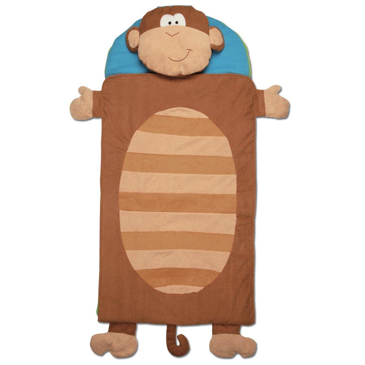 Stephen Joseph Character Nap Mat, Monkey by Stephen Joseph (Image #1)