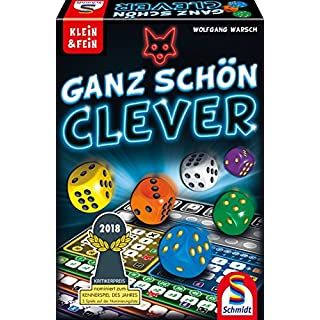 "Schmidt Spiele 49340"" Very Clever Game"