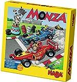 HABA 4416 Monza - Juego de mesa con dados y vehículos