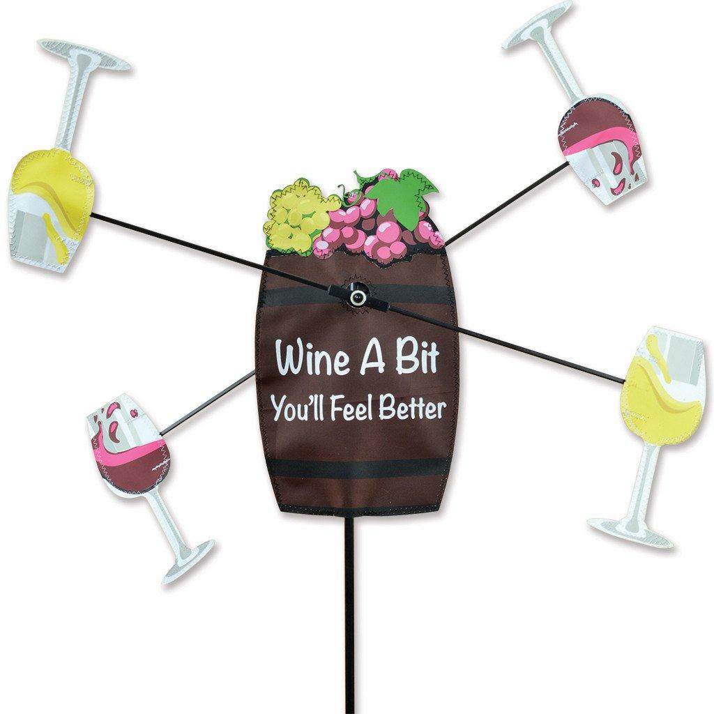 Premier Designs Whirligig Spinner - 21 in. Wine A Bit by Premier Designs