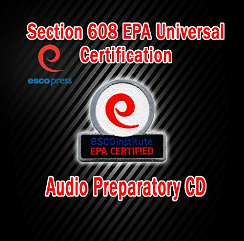 Section 608 Certification Exam Preparatory CD