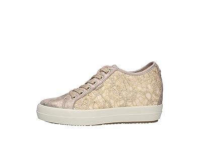 Damen Sneaker BEGIE/ORO, - BEGIE/ORO - Größe: 37 EU Igi & Co