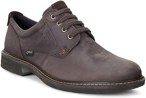 ECCO Turn, Zapatos de Cordones Derby para Hombre