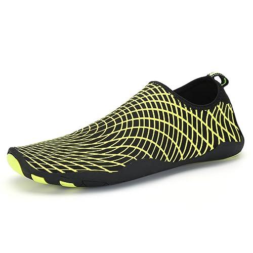 Unisex Sport Agua Zapatos Playa Buceo Calcetines Yoga ...