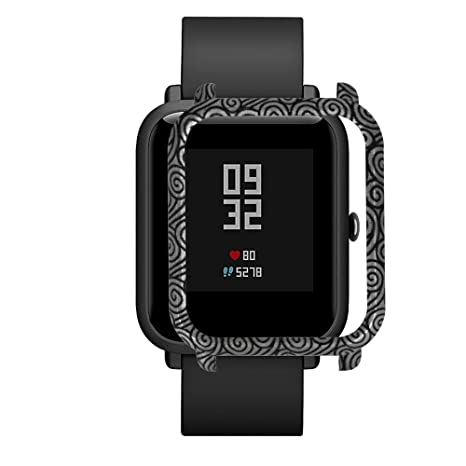MYQyiyi Protector de Pantalla del Reloj Inteligente para Xiaomi Huami Amazfit Bip Youth Watch (F