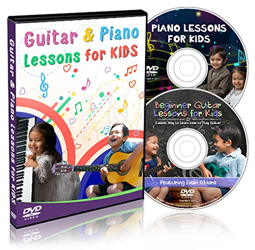 Guitar & Piano Lessons for Kids - Learn How to Play (Best Instruments To Learn To Play)