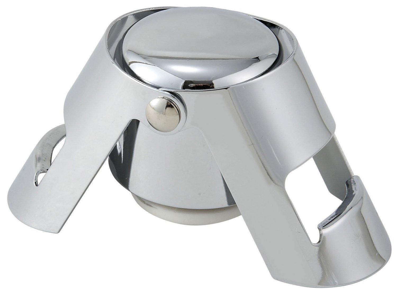 Amazon.com: Winco - Champagne Bottle Stopper, (Set of 2): Kitchen ...