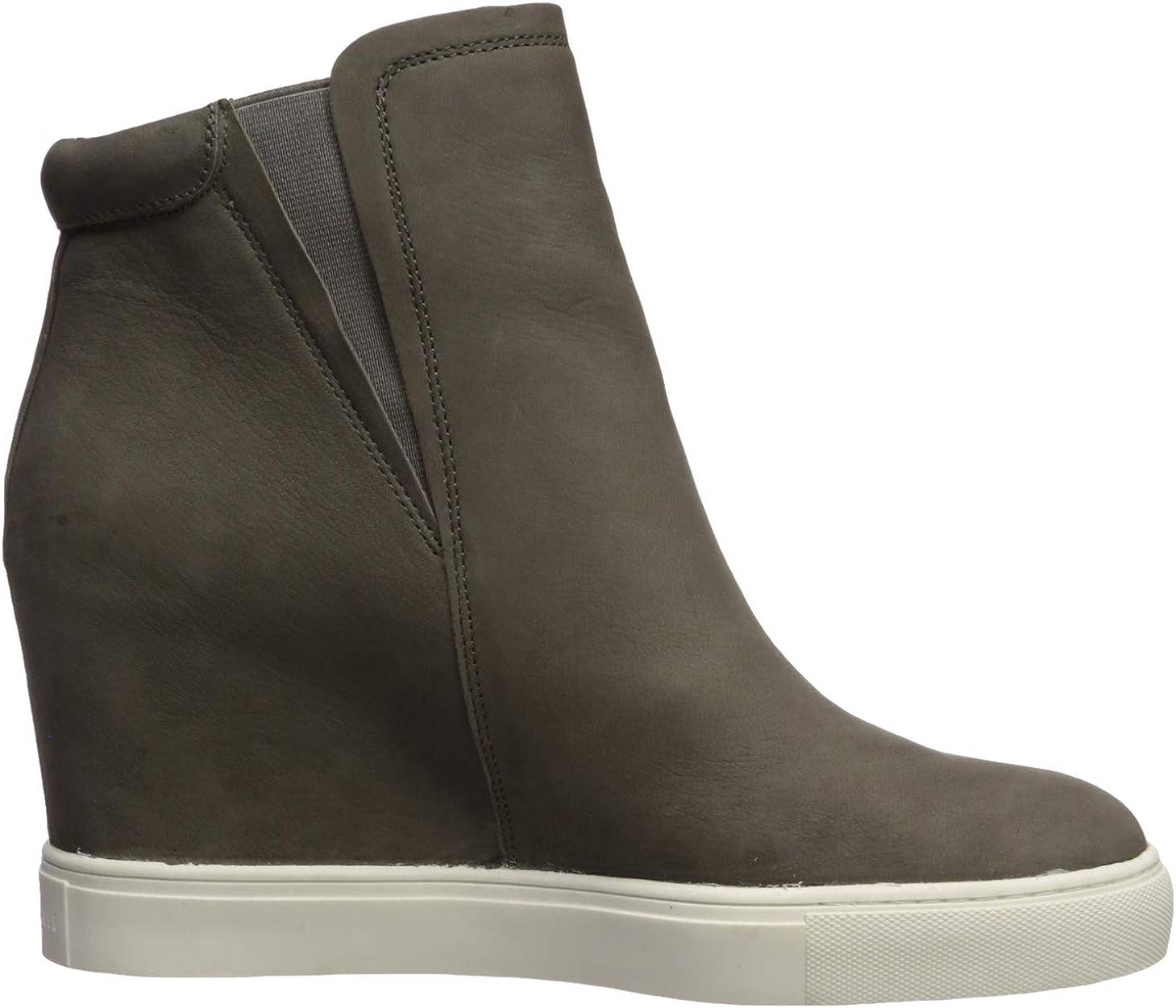 Kenneth Cole New York Women's Kam Wedge Sneaker Cement