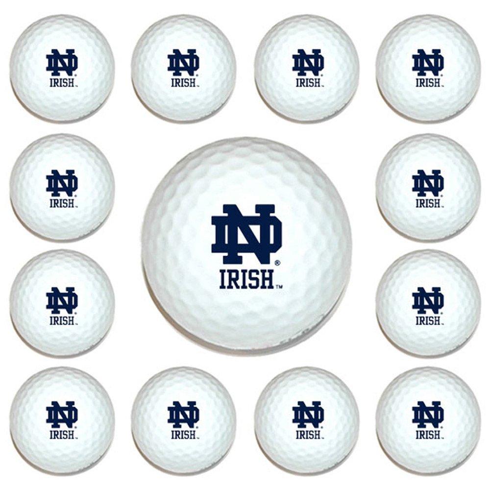 Notre Dame Fighting Irishダースゴルフボールチームゴルフからのパック  ノートルダム大学ファイティングアイリッシュ B017QXJAAE