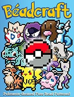 Beadcraft Pokemon Themed Fuse Bead Patterns