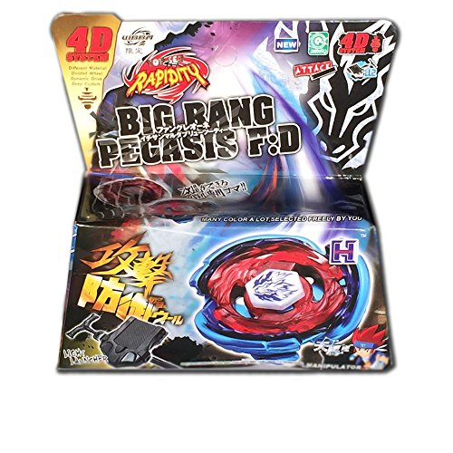Beyblade Cosmic Big bang Pegasus (Pegasis) Metal Fury BB ...