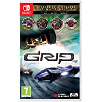 GRIP Combat Racing - Rollers vs AirBlades Ultimate Edition, Switch