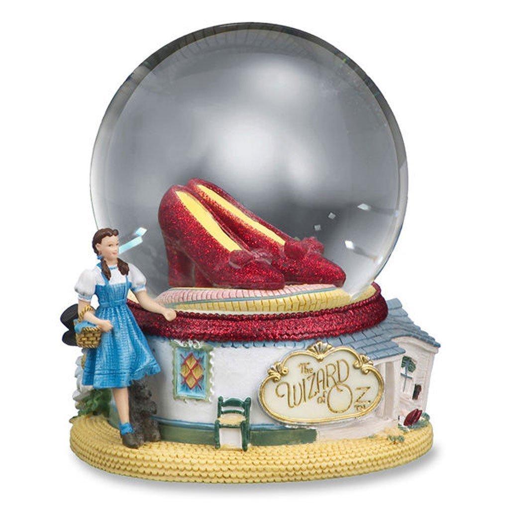 promocionales de incentivo The Wizard Wizard Wizard of Oz Ruby Slippers Water Globe  punto de venta de la marca