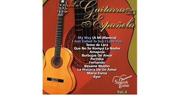Spanish Guitar, Guitarra Española 4 de Guitarra Flamenca: Domi de ...