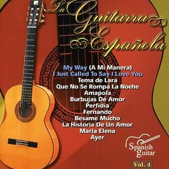 My Way, A Mi Manera (Guitar) de Guitarra Flamenca: Domi de Ángeles ...