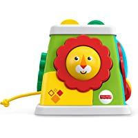 MATTEL FYK64 Fisher-Price Take and Turn Activity Cube