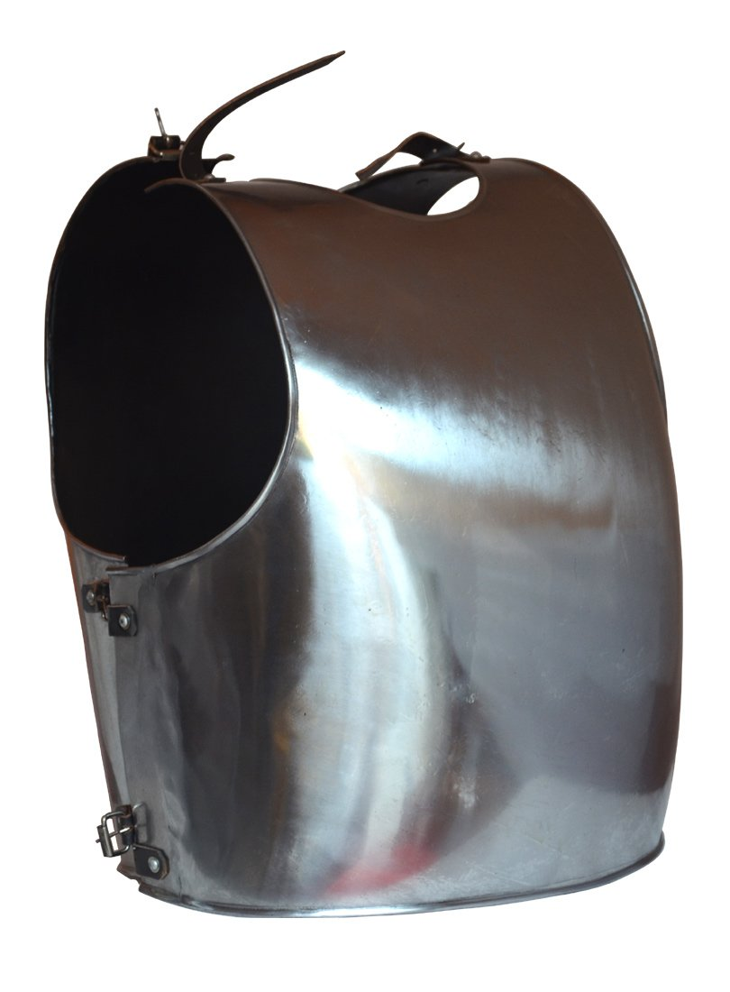 Medieval Knight 16 Gauge Steel Body Armor Muscle Plate Cuirass by Medieval-ABS