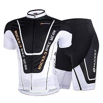West bicicleta Unisex para bicicleta Jersey traje de juego de ...