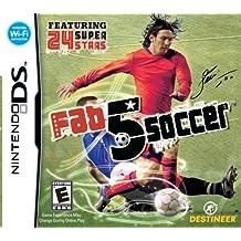 Fab 5 Soccer - Nintendo DS