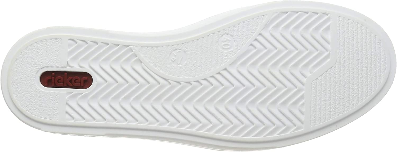 RIEKER Sneaker 'B8764 43' in Anthrazit Grau | ABOUT YOU