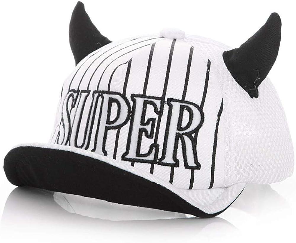 Sombrero de béisbol de Malla Infantil de Verano: Amazon.es: Ropa y ...