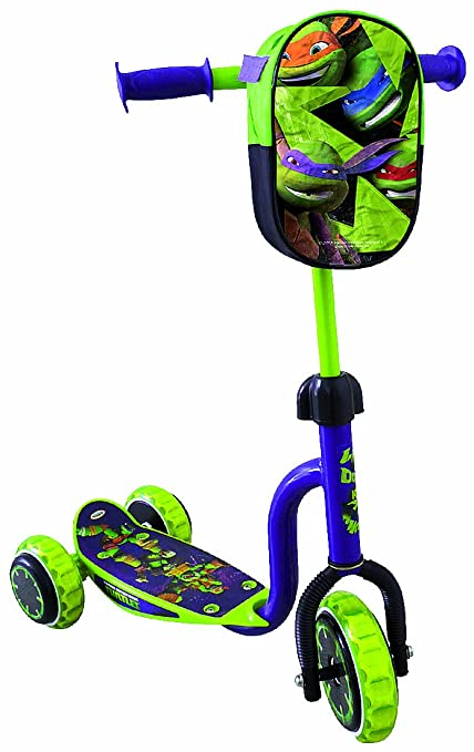 Amazon.com: Mondo Turtles OTOR005 Childrens Three-Wheeled ...