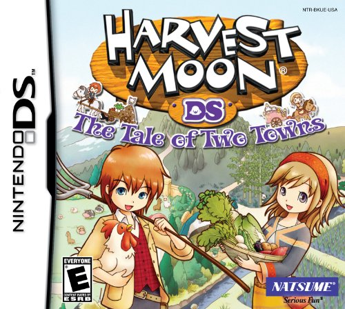 - Harvest Moon: Tale of Two Towns - Nintendo DS
