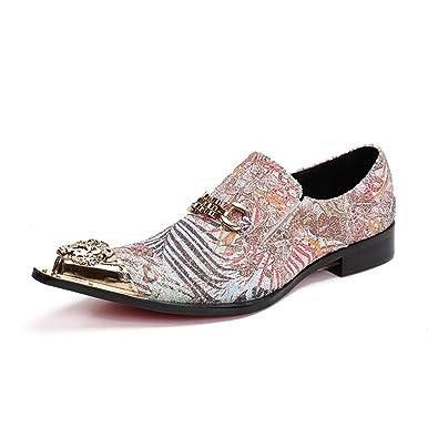 Calzado Mocasines Conjuntos Zapatos de Cuero for Hombres ...