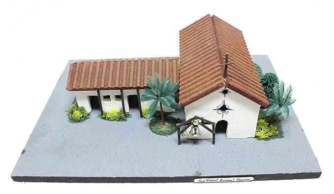 California Mission Model Kit San Rafael Arcangel