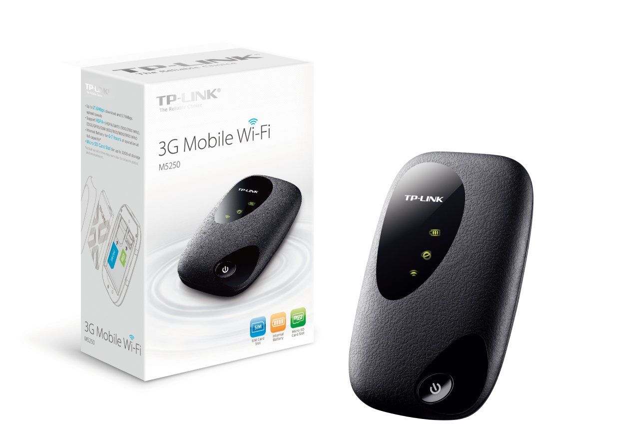 Router de alta velocidad 3G WiFi