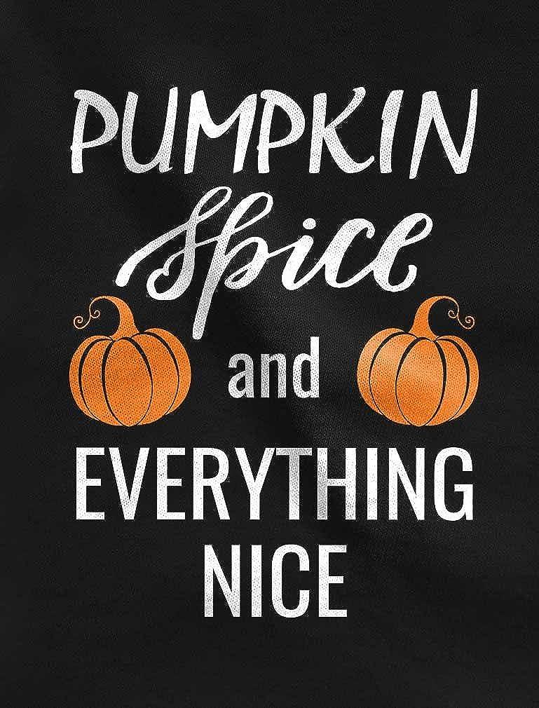 TeeStars Pumpkin Spice and Everything Nice Singlet