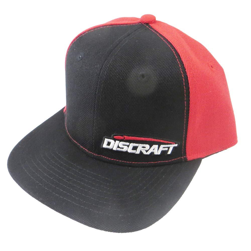史上最も激安 Discraft ロゴ 2018 Ace Race スナップバック ディスクゴルフハット スナップバック Ace ブラック/レッド Race B07K2HMTBM, ふくしかく:f3b7fd1c --- realcalcados.com.br