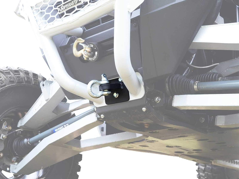 "Polaris 2014-18 RZR 1000 and Turbo 2/"" Receiver Tow Hitch"