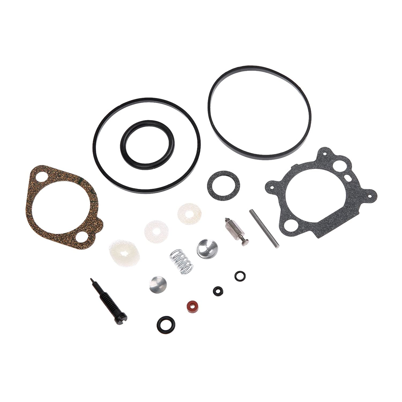 Mtsooning 1 Set Carburetor Carb Rebuild Kit for Briggs /& Stratton 498260 Quantum 3.5HP 4HP 5HP