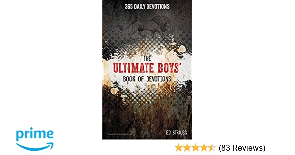 the ultimate boys book of devotions 365 daily devotions