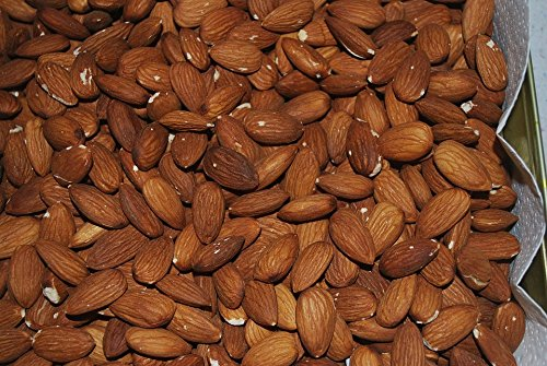 Home Comforts Canvas Print Toasted Nut Food Nuts Roasted Almond Almonds Stretched Canvas 10 x 14 ()