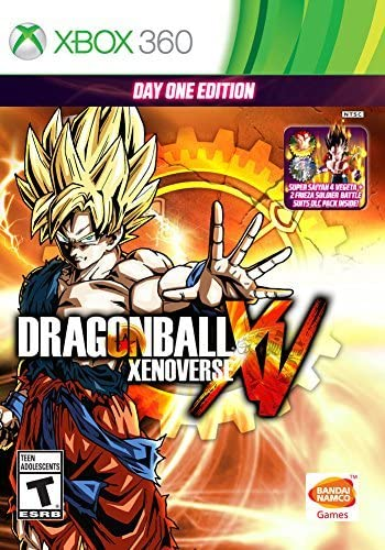 Namco Bandai Games New Dragon Ball Xenoverse - Juego (Xbox 360, T ...