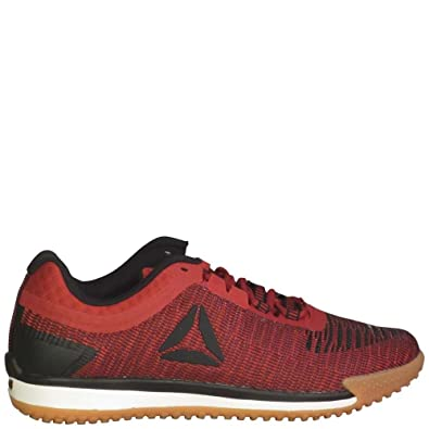 d322767a6614 Reebok Jj Ii Low Mens Red Textile Athletic Lace Up Training Shoes 7