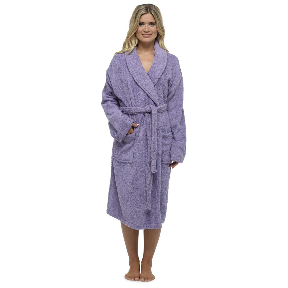 2ed9f478b7 CityComfort Men Towelling Robe 100% Cotton Terry Towel Bathrobe Dressing  Gown Bath Robe Perfect For ...